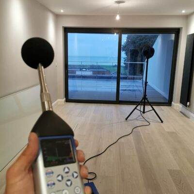 Compliance 4 Buildings Sound Testing