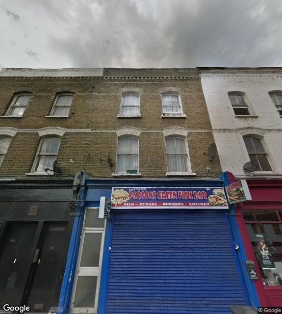 Parsons Green Lane, Fulham, London, SW6